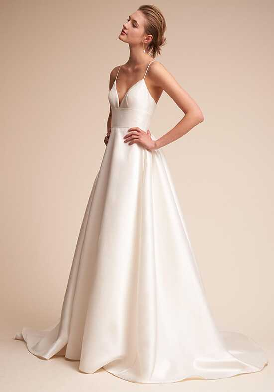 Bhldn wedding dresses for Cheap modern wedding dresses