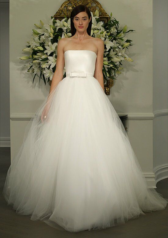 Legends Romona Keveza L5127 Ball Gown Wedding Dress
