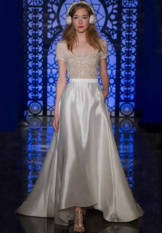 Reem Acra Beatriz A-Line Wedding Dress