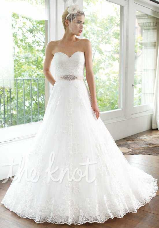Moonlight Couture H1218 Wedding Dress photo
