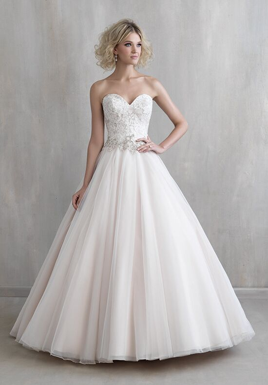Madison James MJ217 Ball Gown Wedding Dress