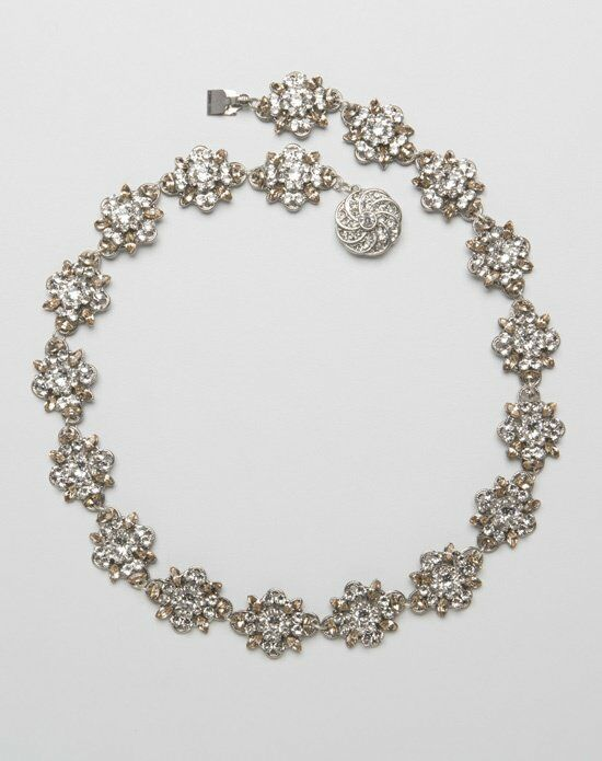 MEG Jewelry Atlan necklace Wedding Necklace photo