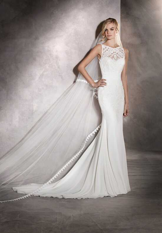PRONOVIAS ARLET Mermaid Wedding Dress