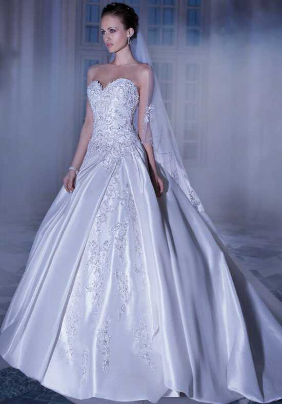 Demetrios 4321 Wedding Dress photo
