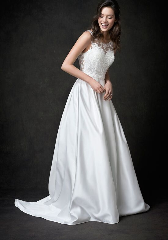 Kenneth Winston: Gallery Collection GA2283 A-Line Wedding Dress