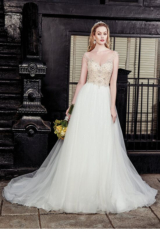 KITTYCHEN Couture ROXY, K1878 Ball Gown Wedding Dress