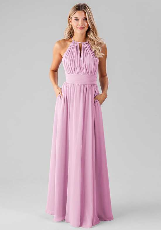 Kennedy Blue Bailey Halter Bridesmaid Dress