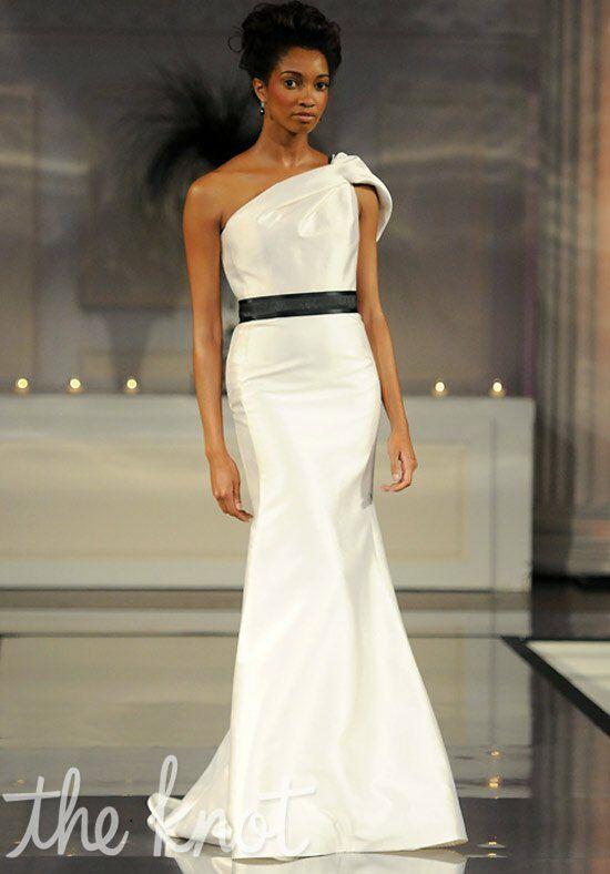 David Meister Darah Wedding Dress - The Knot