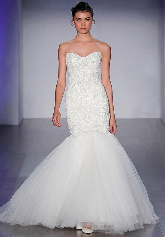 Jim Hjelm 8510 Wedding Dress