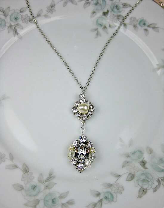 Everything Angelic Eva Pendant Necklace - n346 Wedding Necklaces photo