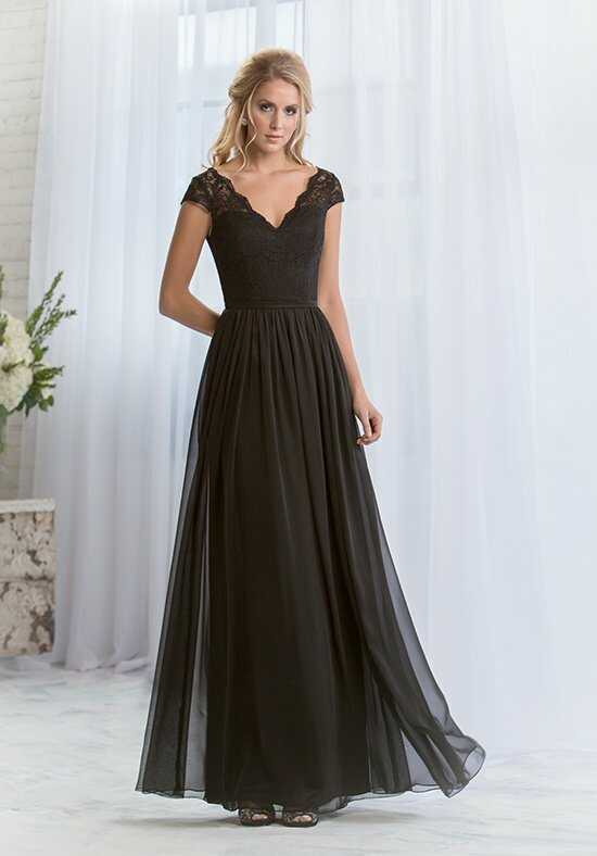 Belsoie L164068 V-Neck Bridesmaid Dress