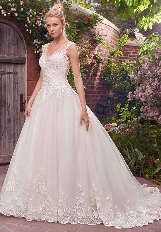 Rebecca Ingram Jamie Ball Gown Wedding Dress