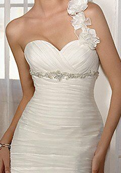 Morilee by Madeline Gardner/Blu 4814 Mermaid Wedding Dress