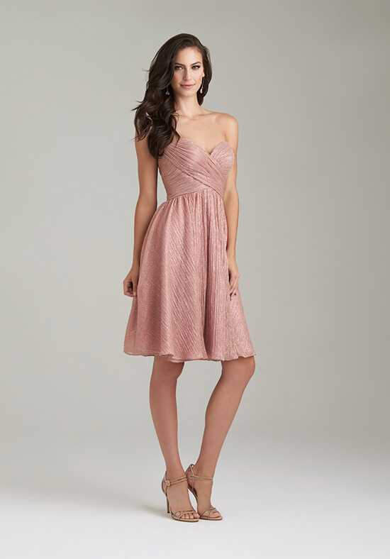 Allure Bridesmaids 1473 Sweetheart Bridesmaid Dress