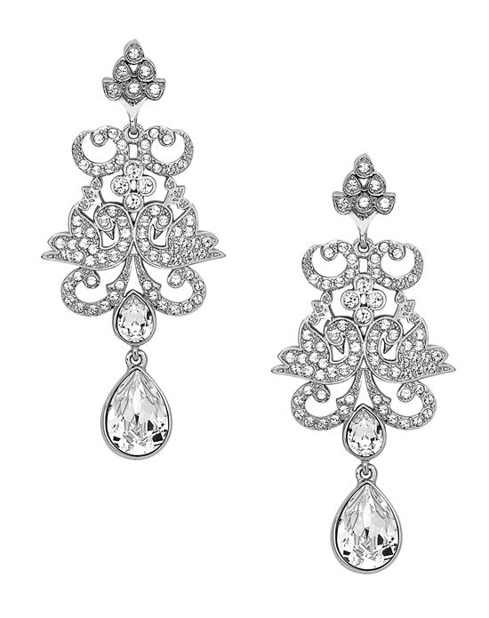 Nina Bridal Wedding Jewelry Jolan Wedding Earring photo