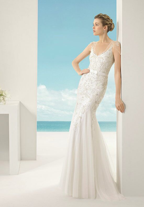 Soft by Rosa Clará Vanesa Mermaid Wedding Dress