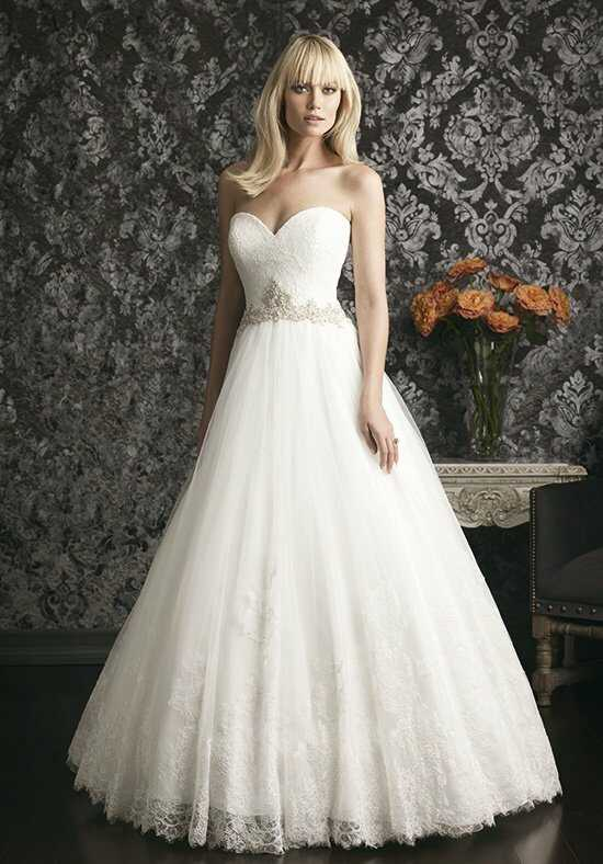 Allure Bridals 9014 Ball Gown Wedding Dress