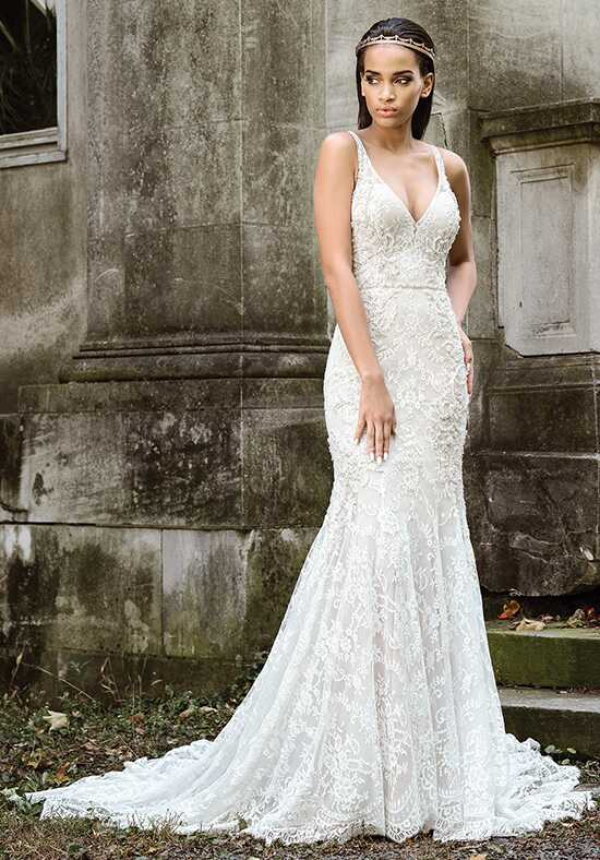 Justin Alexander Signature 9872 Mermaid Wedding Dress