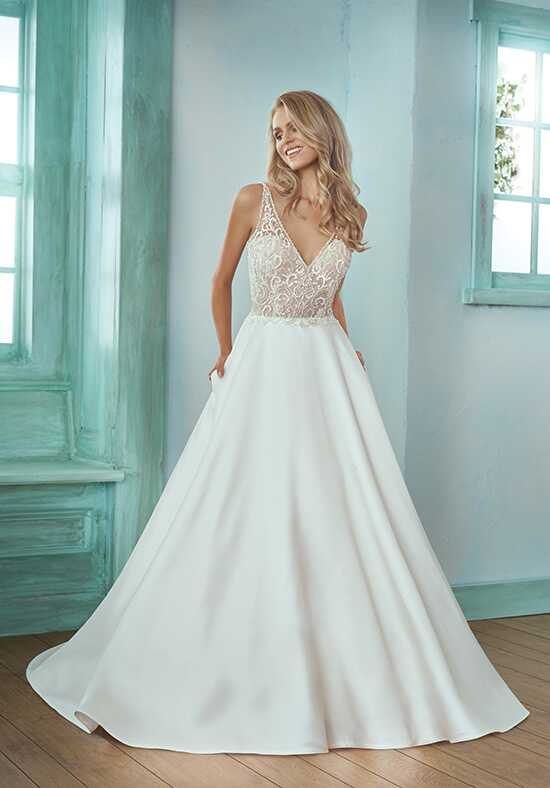 Jasmine Collection F201005 Ball Gown Wedding Dress