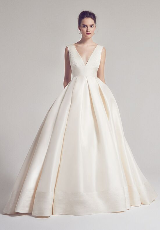 Anne Barge Langham Ball Gown Wedding Dress