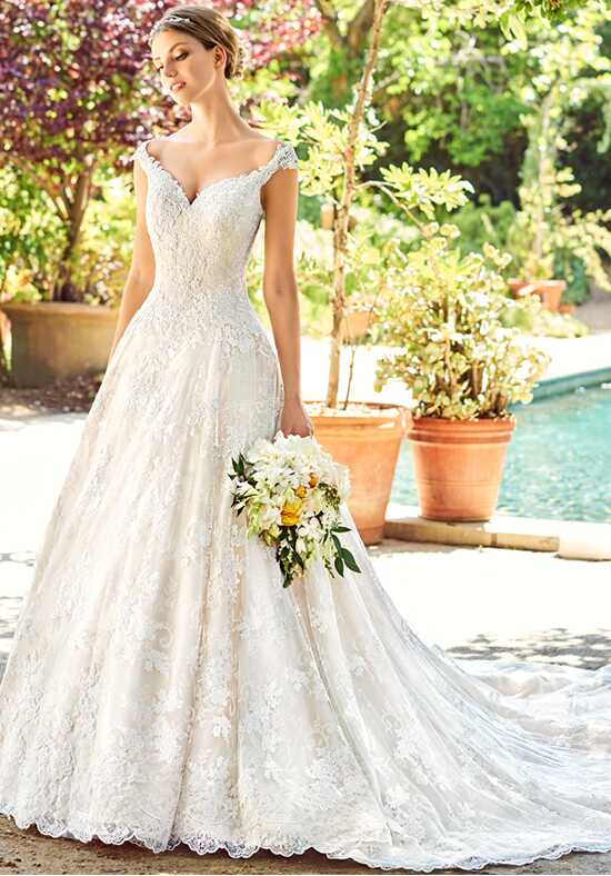 Val Stefani Azalia Ball Gown Wedding Dress