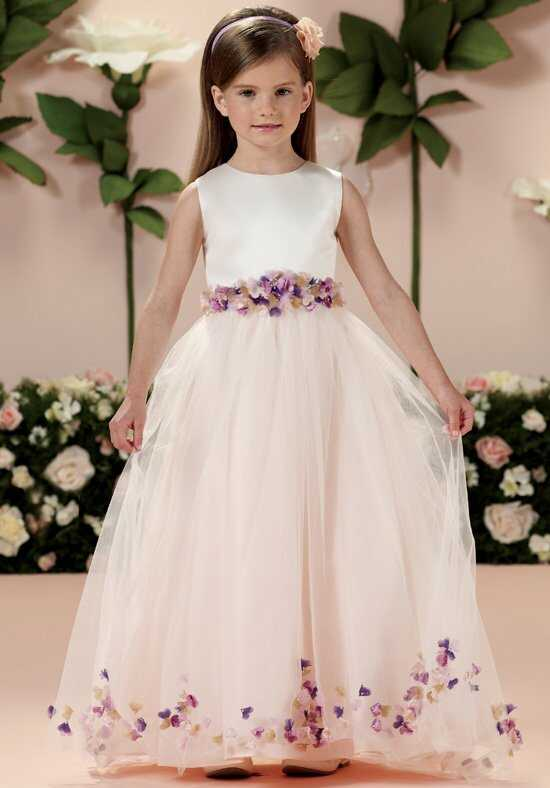 Joan Calabrese by Mon Cheri 114332 Flower Girl Dress photo