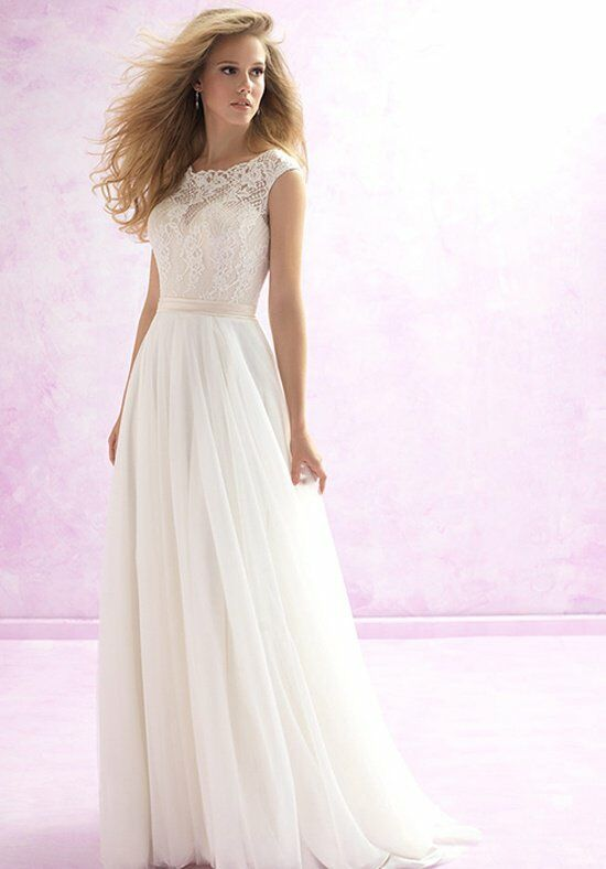 Madison James MJ101 A-Line Wedding Dress