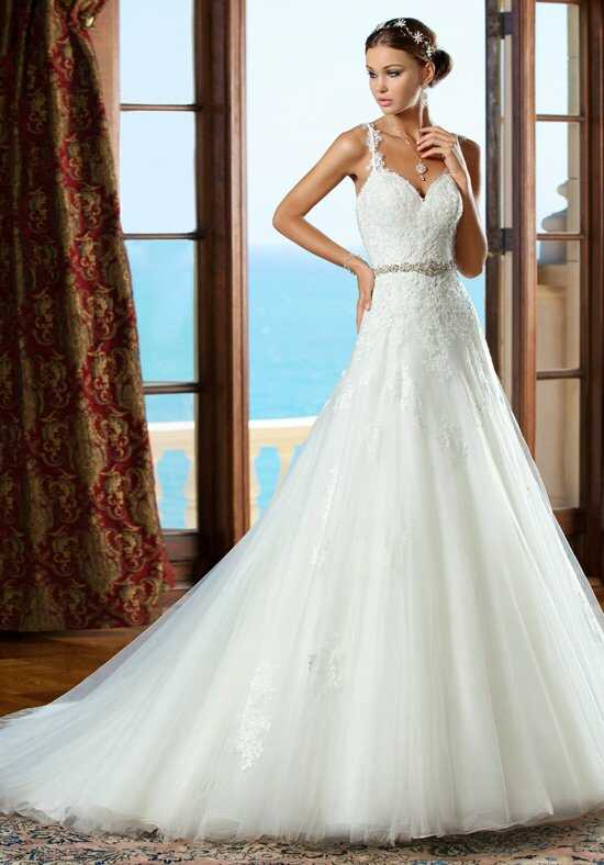 KITTYCHEN AMELIA, K1428 A-Line Wedding Dress