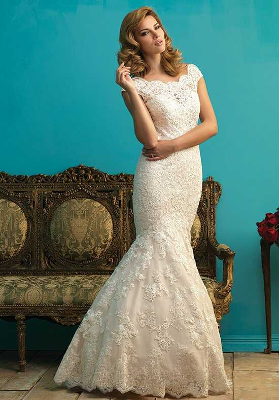 Allure Bridals 9271 Wedding Dress photo
