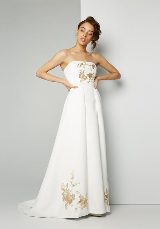 Fame and Partners Bridal Collection Escala Wedding Dress - The Knot
