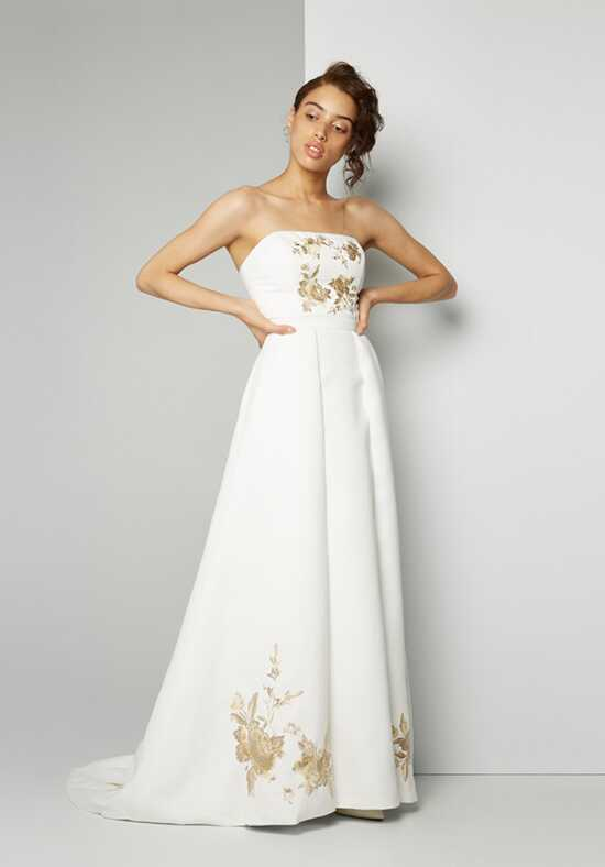 Fame and Partners Bridal Collection Queen of the Night Ball Gown Wedding Dress