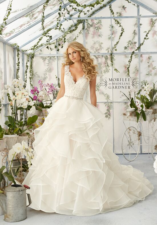 Morilee by Madeline Gardner 2805 A-Line Wedding Dress