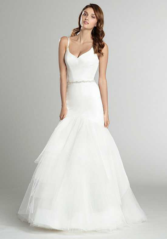 Alvina Valenta 9556 Mermaid Wedding Dress