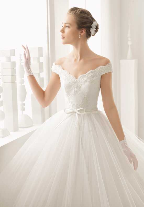 Rosa Clará Neira Ball Gown Wedding Dress