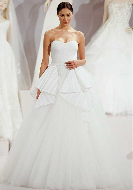 Tony Ward for Kleinfeld Vanity Ball Gown Wedding Dress
