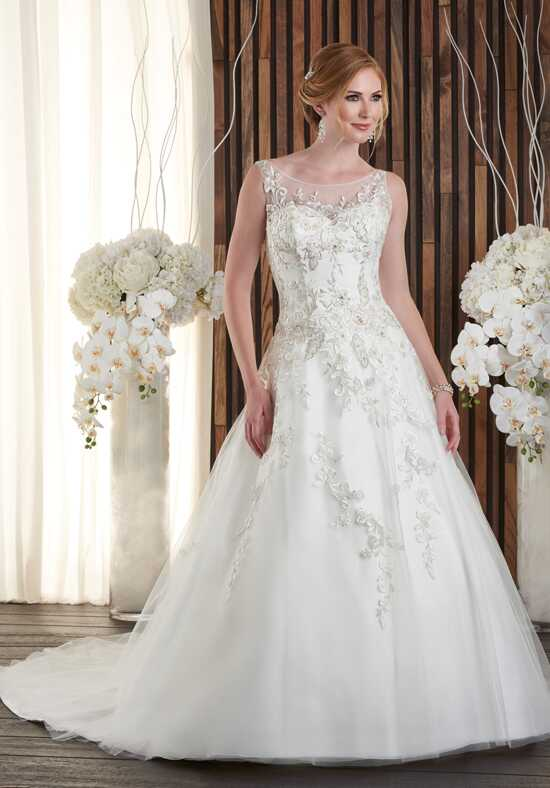Bonny Bridal 723 Ball Gown Wedding Dress