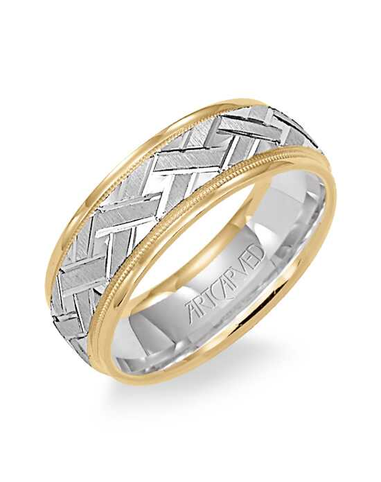 ArtCarved 11-WV5572 Gold Wedding Ring