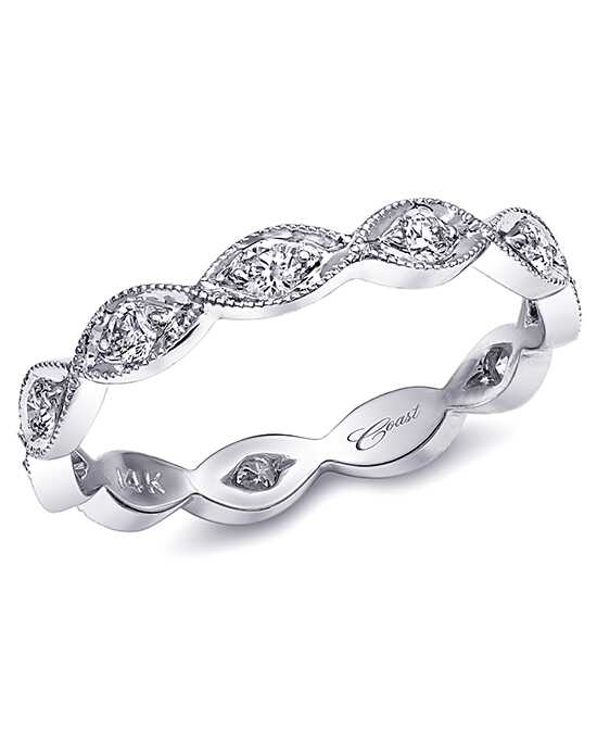 Coast Diamond Fashion-LC2012A White Gold Wedding Ring