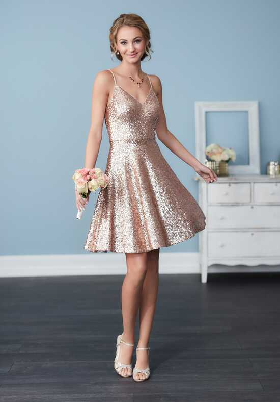 Christina Wu Celebration 22761 V-Neck Bridesmaid Dress