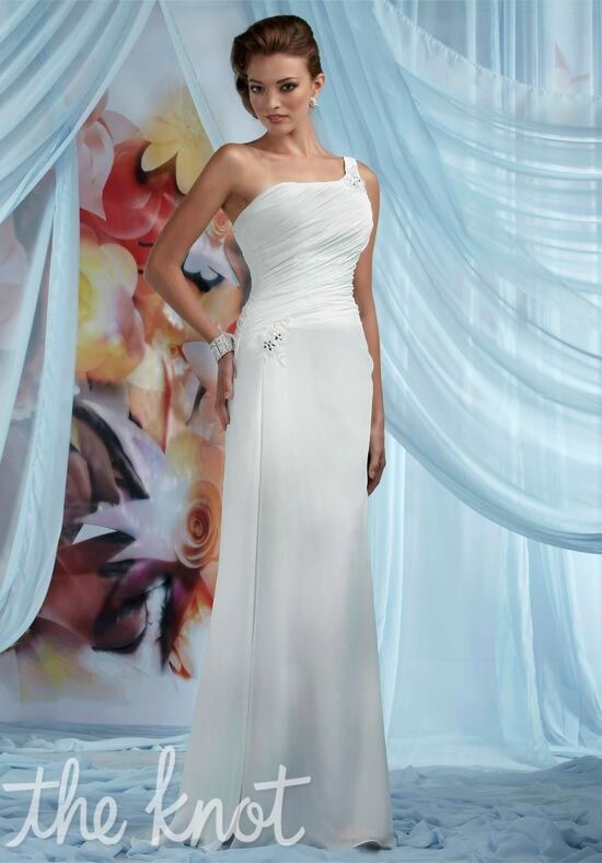 Impression Destiny 11525 Sheath Wedding Dress