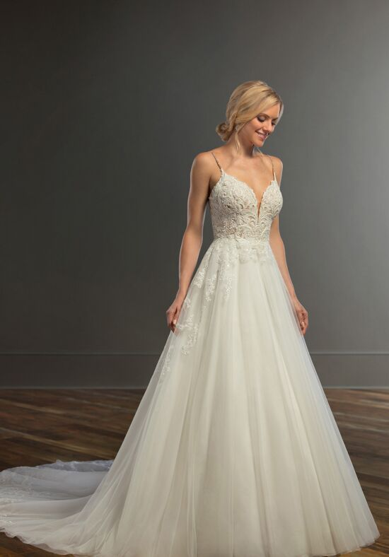 Martina Liana 950 Ball Gown Wedding Dress