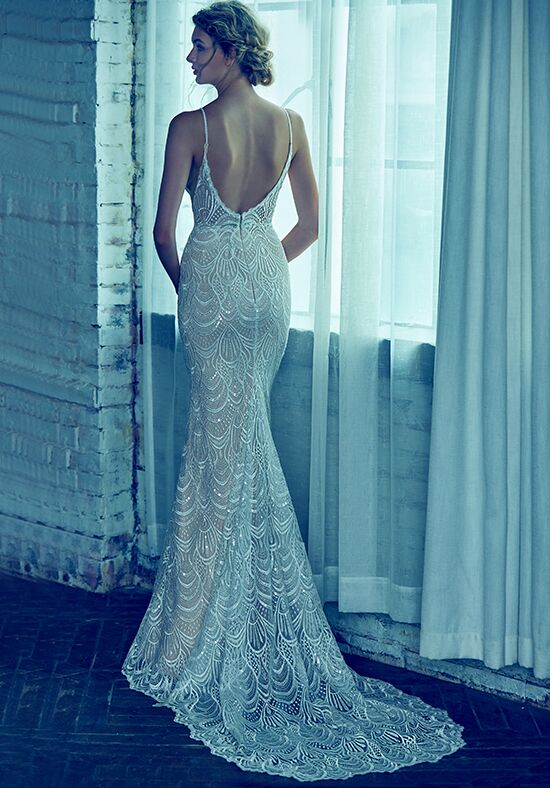 Calla Blanche LA8104 Jessica Wedding Dress - The Knot