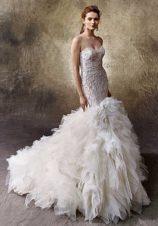 Enzoani Lisa Mermaid Wedding Dress