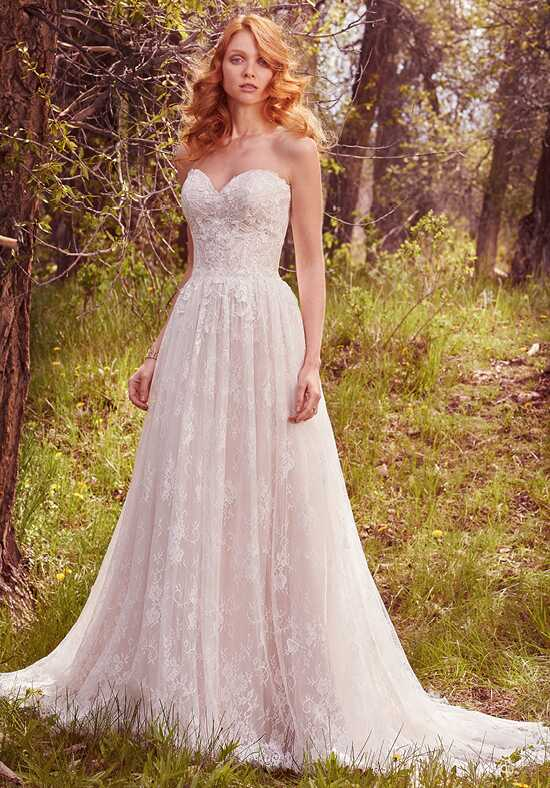 Maggie Sottero Rylie A-Line Wedding Dress