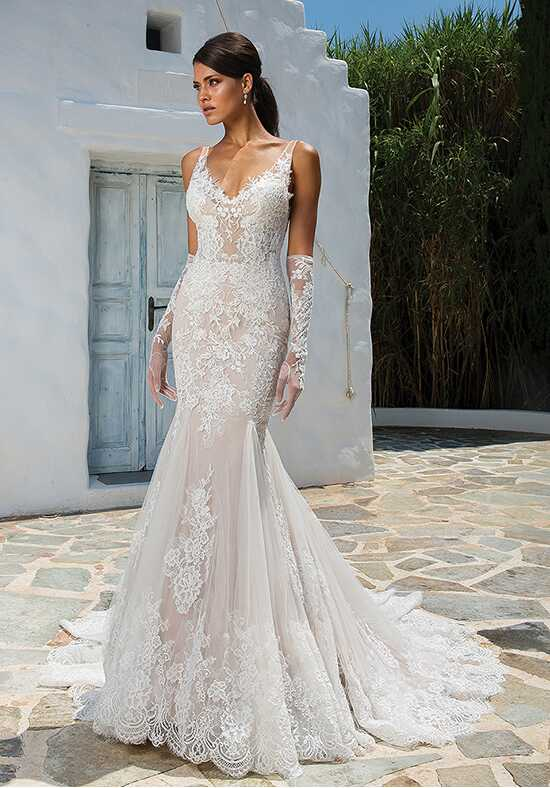 Justin Alexander 8961 Mermaid Wedding Dress