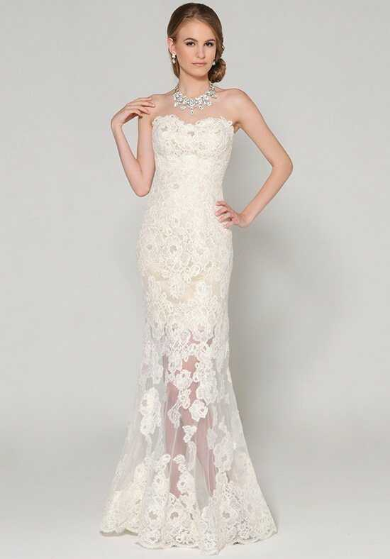 Eugenia Lisette 3960 Sheath Wedding Dress