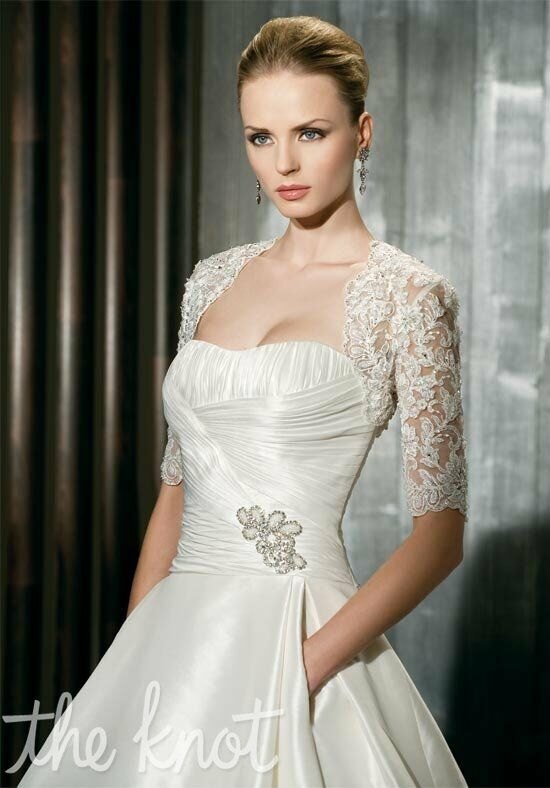 Demetrios 7537 A-Line Wedding Dress