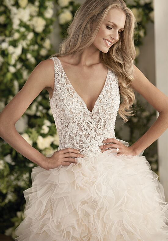 Jasmine Couture T202015 Ball Gown Wedding Dress