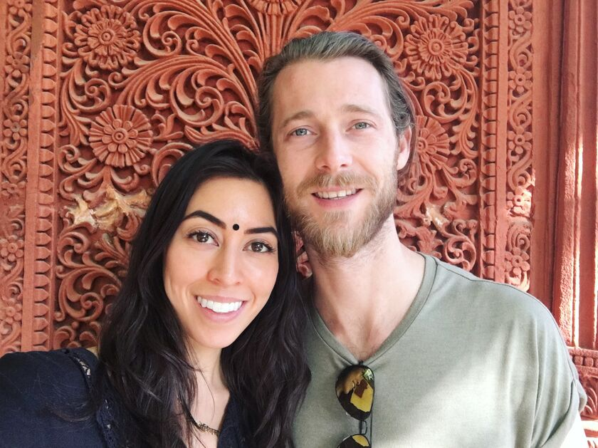 Shane White and Merm Ahari's Wedding Website
