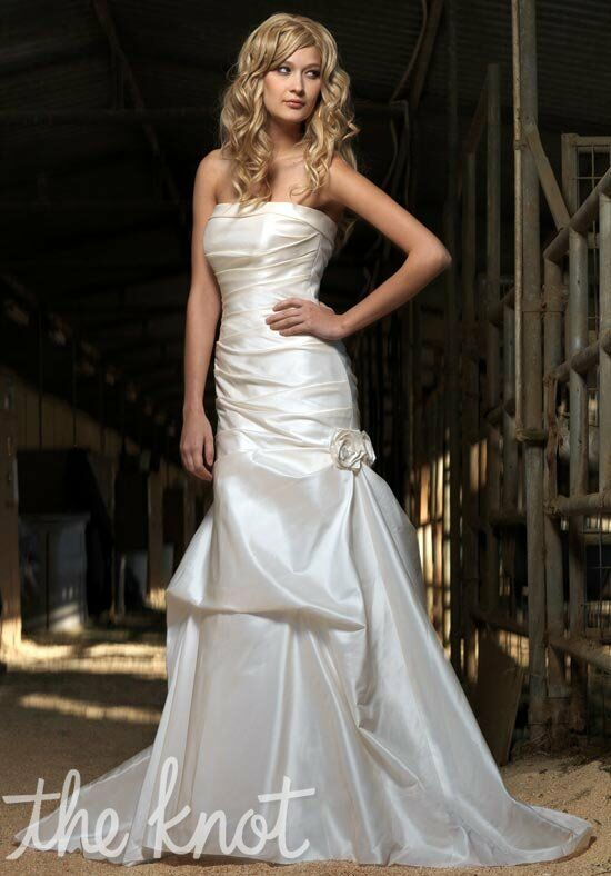 Jenny Lee 1114 A-Line Wedding Dress